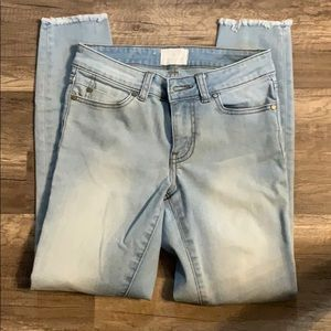 Caslon women's jeans, worn once.